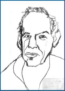 רישום של אורי רייזמן 1984